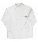 Chef's Jacket with Personalization