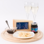 Chianti Wine Jelly and Pecorino Gran Cru